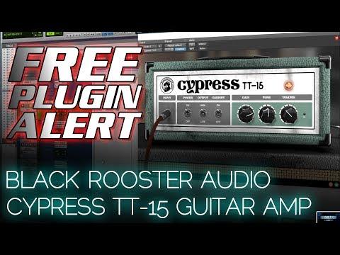 FREE PLUGIN ALERT | CYPRESS TT-15 [GUITAR AMP]