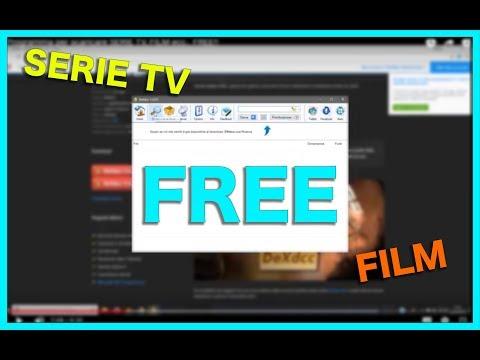 Programma per scaricare SERIE TV, FILM ecc.. FREE!!