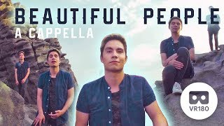 Download lagu Beautiful People A Cappella Cover in VR180 Sam Tsui