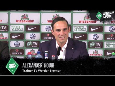 """Werder-Pressekonferenz vor dem Spiel gegen die """"alte Dame"""""""