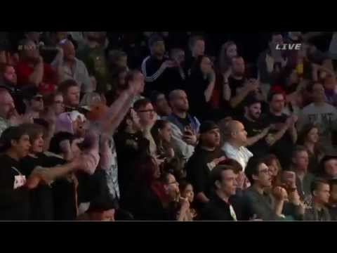WWE NXT Kevin Owens DEBUT MATCH - 12/11/14