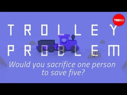 Would you sacrifice one person to save five? - Eleanor Nelsen