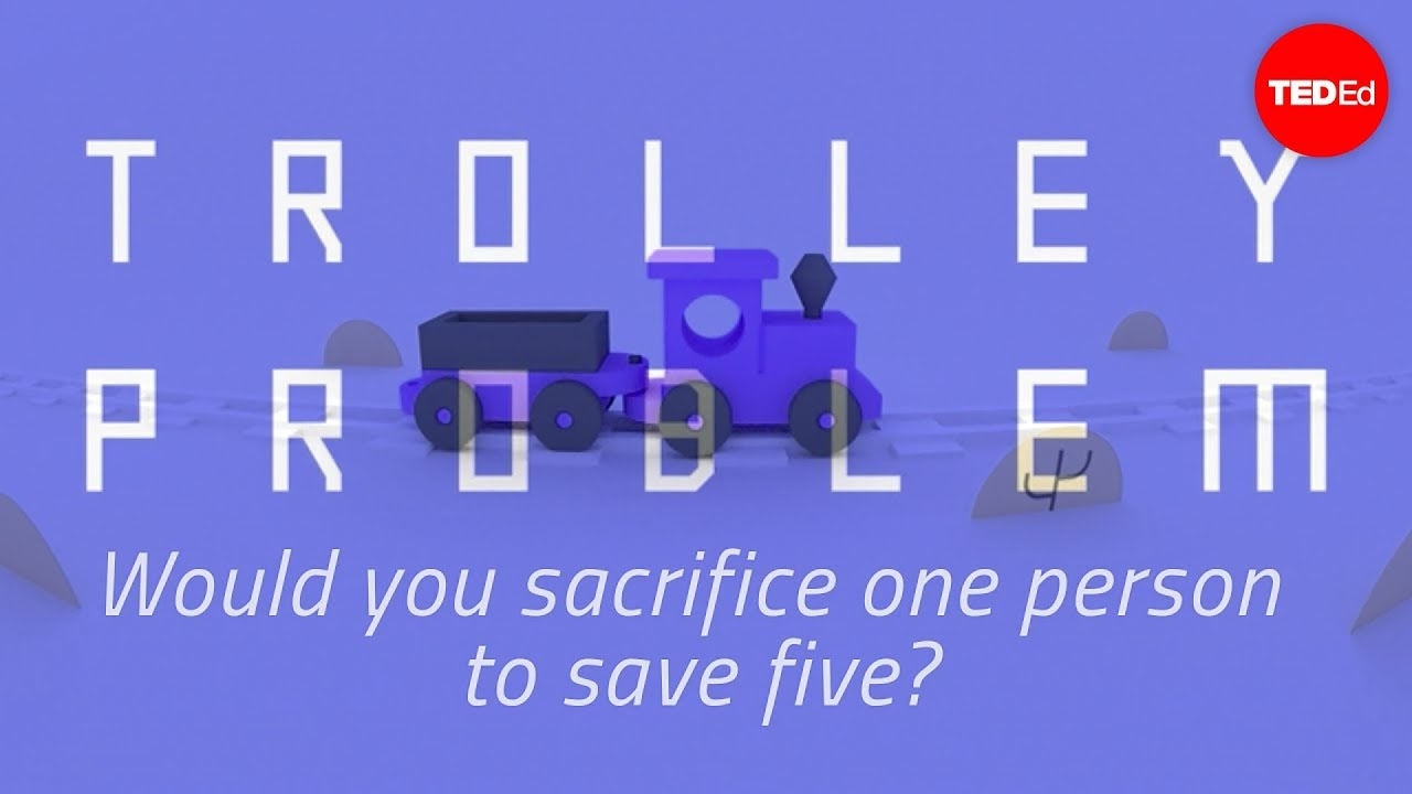 Download Would you sacrifice one person to save five? - Eleanor Nelsen
