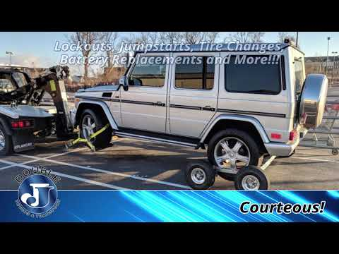 Double J Towing & Transport | Prince George's County MD | doublejtowing.com | (240) 286-1494