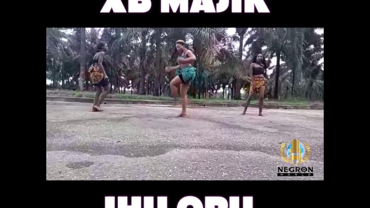 Download V.F.B.C Crew Dancing to IHU ORU By XB MAJIK