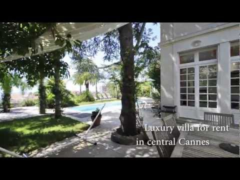 Inlux presents Villa Monplaisir in central Cannes