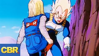 The 15 Most Surprising Beatdowns In Dragon Ball
