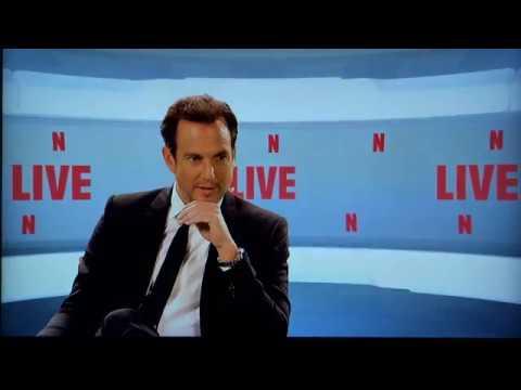 Netflix Live with Will Arnett Part 1