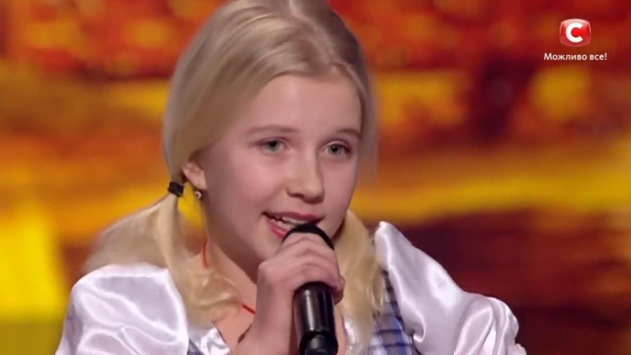 ウクライナ ヨーデル 少女 ウクライナの少女のヨーデルが凄い! She