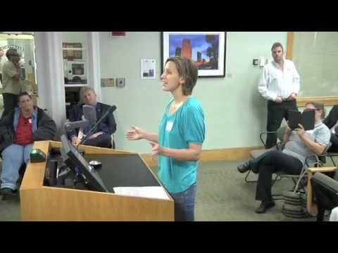 WMNF 88.5 fm Tampa Video: The public speaks out at the Tampa City Council 3/15/2012