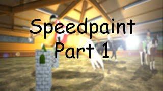 StarStable - Speedpaint - Naomi Kittengirl - Part 1 thumbnail
