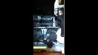 Шестерня маятника HP Photosmart С5283(Так работает исправный механизм маятника HP C5283 с шестерней маятника от GoldPrint Шестерню можно заказать здесь..., 2014-12-02T20:04:05.000Z)