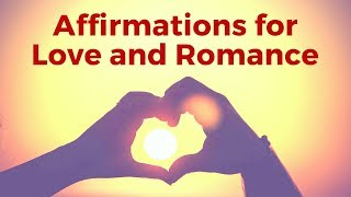 Attract Your Soulmate Now | Bedtime Sleep Affirmations for LOVE & Romance