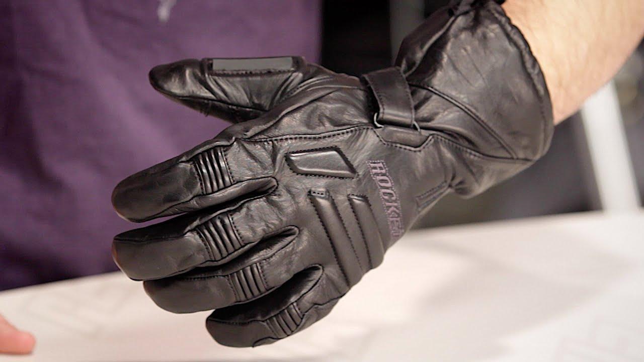 Joe rocket leather motorcycle gloves - Joe Rocket Windchill Gloves Review At Revzilla Com