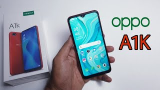 oppo A1k | مميزات سعر ومواصفات أرخص هاتف من أبو