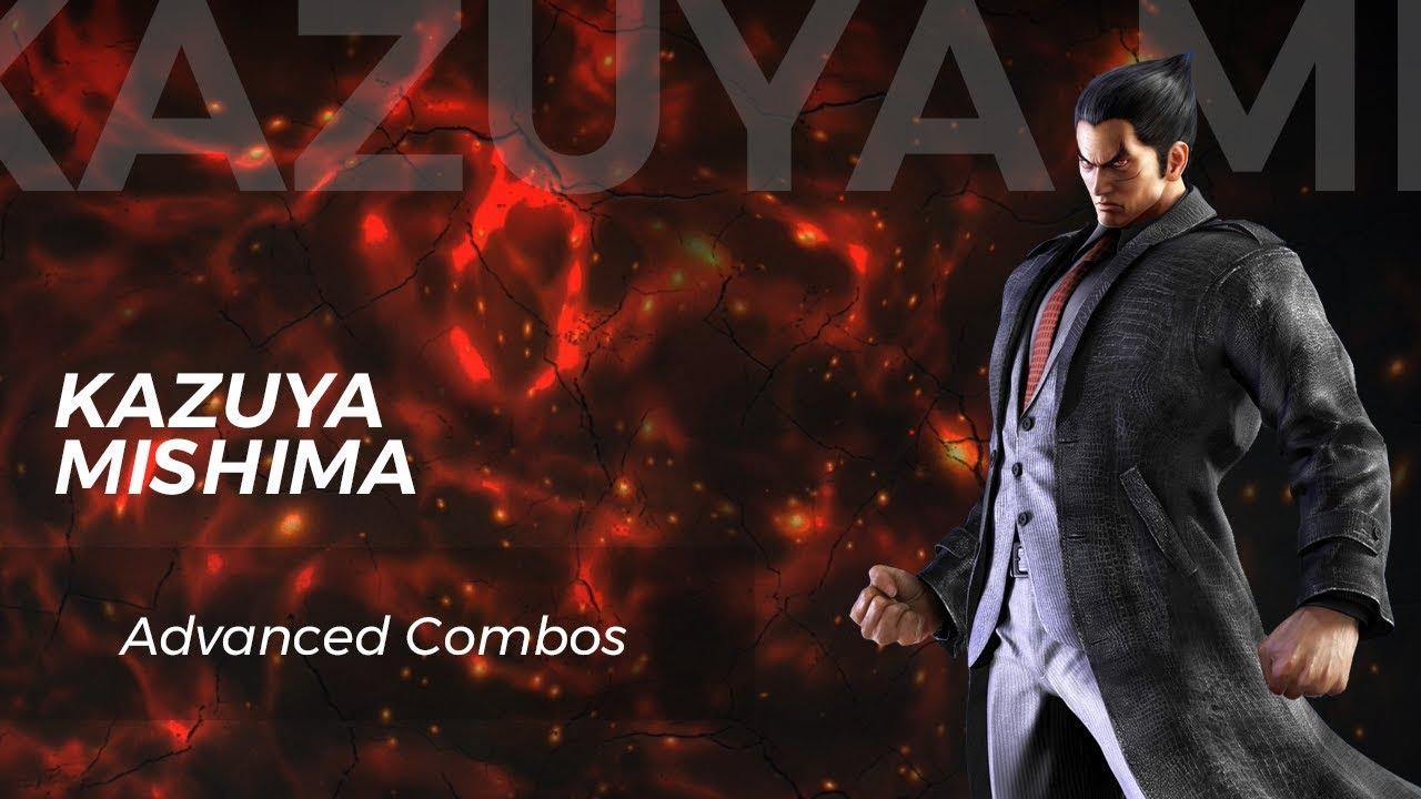 tekken 4 kazuya combos