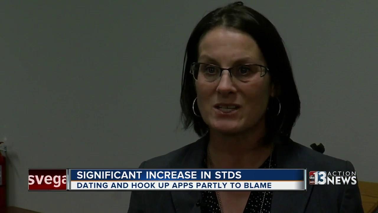 Dating app std spike