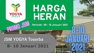 Promo Jsm Yogya Toserba 8 10 Januari 2021 Hanya 3 Hari Youtube