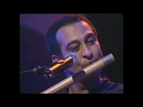 Vikram Hazra Live In HongKong: Vande Bhuvaneshwari (Flute Solo)