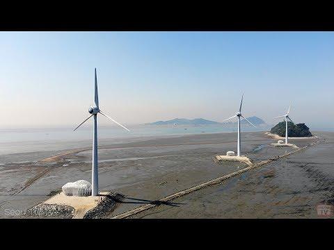 Korea's small port DJI MAVIC AIR