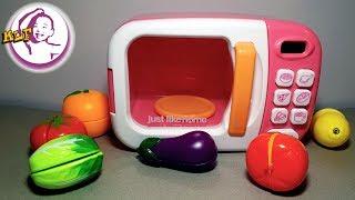 讓小朋友認識水果和蔬菜的中英文名稱|玩具反斗城玩具