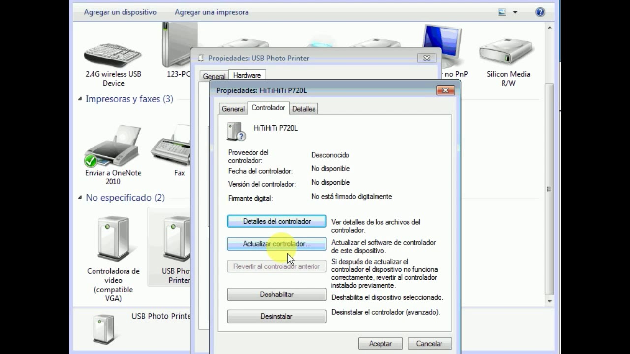 Hiti Photo Printer 631Ps Driver Windows 10