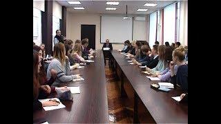Мэр встретился со слушателями Малой академии государственного управления