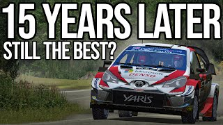 Here's Why This 15 YEAR OLD RALLY SIM Is Still One Of The Best