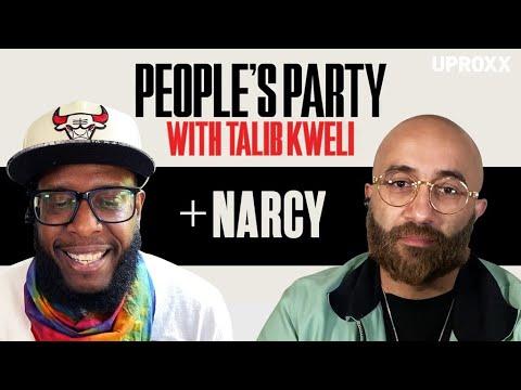Talib Kweli & Narcy Talk Islam In Hip-Hop, 'Hamdulillah', Malcolm X, Wu-Tang | People's Party Full