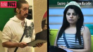 Bigg Boss 5 Shakti Kapoor Caught Crying On CAMERA 24th October (2011)