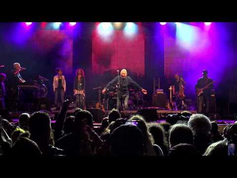 Wolfgang Ambros - live - 1/4 - Hafen Open Air 2014
