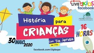 LIVE KIDS - História para crianças