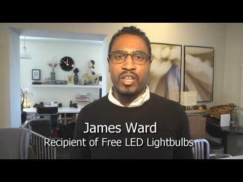 One Brooklyn- Con Edison's Free Energy Efficient LED Bulbs Program for Brooklyn Residents.