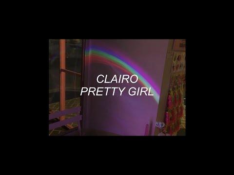 PRETTY GIRL // CLAIRO (LYRICS)