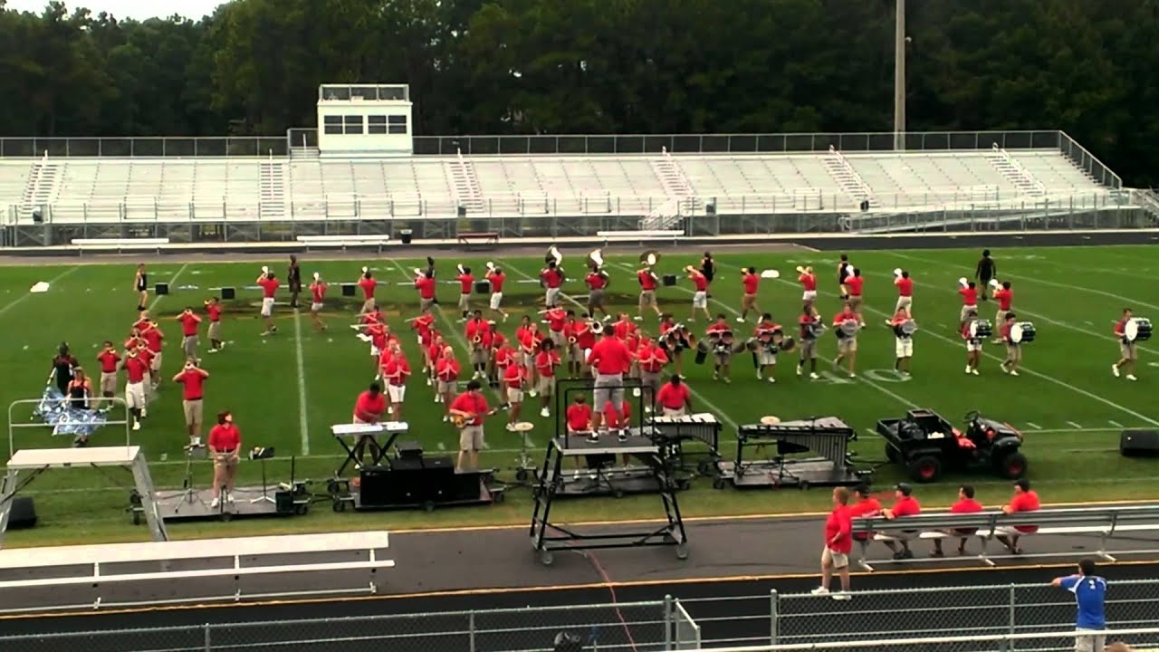 Stratford HS Marching Knights Goose Creek SC - YouTube