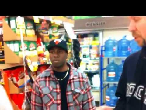 Grocery Store Racism