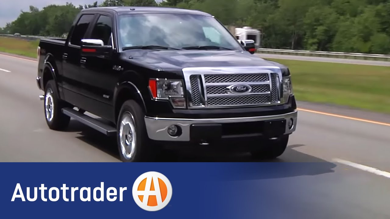 2012 Ford F-150 - Truck | New Car Review | AutoTrader - YouTube