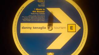 Danny Tenaglia feat Celeda - Music is the answer