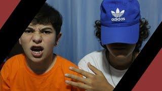 Thiago x Leozin - Batalha da Gastação - Freestyle