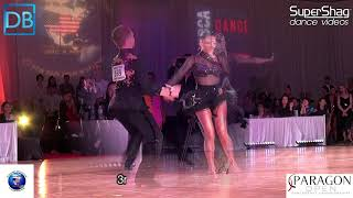 Comp Crawl with Dancebeat! Embassy 2019! Amateur Latin!