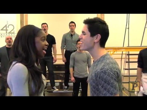 """Get a First Look at the World-Premiere Musical """"A Bronx Tale"""""""