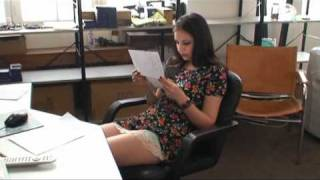 Repeat youtube video Mickaella the secretary