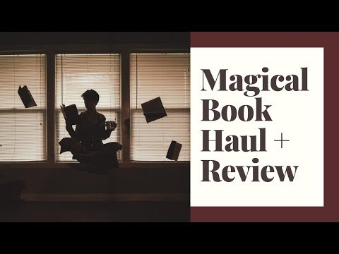 witchy-book-haul-+-reviews