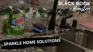 Black Book Houston ft. Sparkle Home Solutions