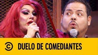 Miss Diamond VS Oscar Mayorga | Duelo De Comediantes | Comedy Central LA
