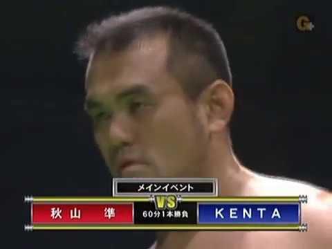 NOAH - Jun Akiyama vs KENTA