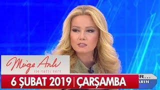 Müge Anlı ile Tatlı Sert 6 Şubat 2019 Çarşamba  - Tek Parça