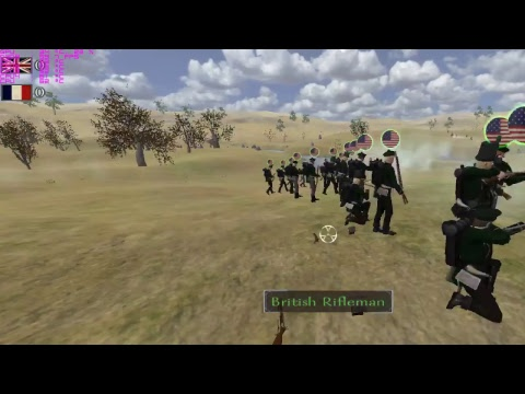 THE SOUL OF CYBERNERD LIVE ON MOUNT AND BLADE WABAND NAPOLEONIC WARS