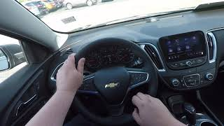 2019 Chevy Malibu RS Virtual Test Drive