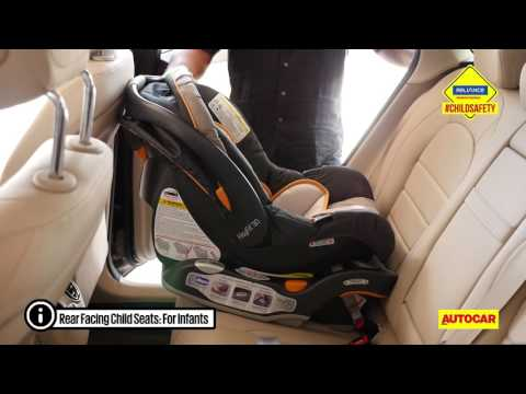 Child Safety in Cars - Chapter 2: When infants are on board– Reliance General Insurance